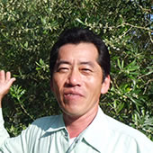 Nobumasa Arai, President of Arai Olive Co. Ltd.